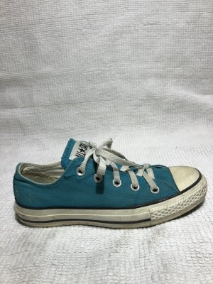 All Star Lace-Up Sneaker turquoise-petrol
