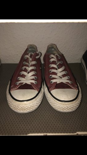 Converse Lace-Up Sneaker bordeaux