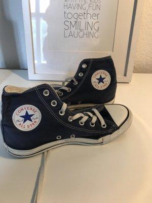 Chucks Converse blau 39