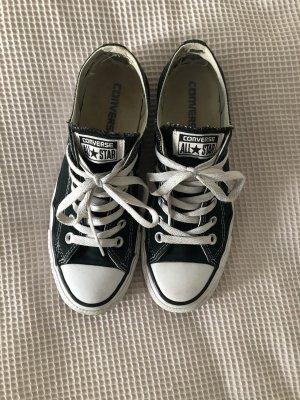 Converse Sneakers met veters zwart-wit