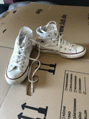 Chucks Converse weiß