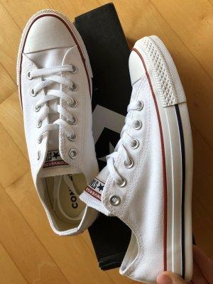 Chucks Converse weiß neu