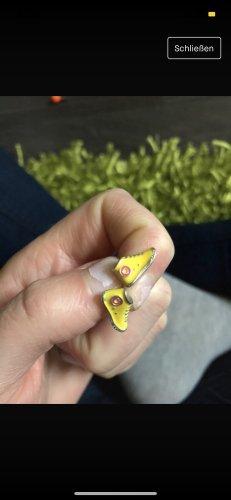 Bijou Brigitte Ear stud yellow