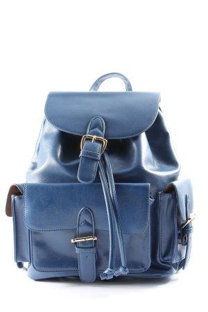 ciaopanic Plecak szkolny niebieski W stylu casual