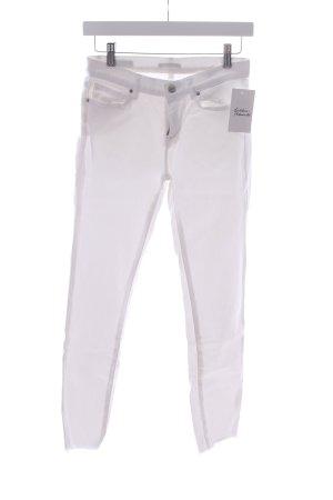 "Cimarron Jeans a 7/8 ""Indie"" bianco"