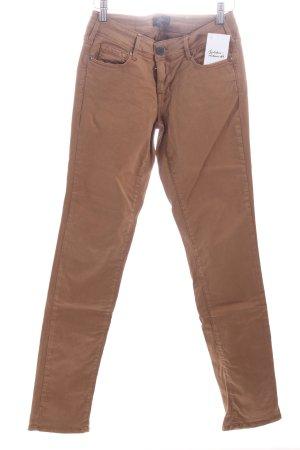 Cimarron Five-Pocket-Hose camel Casual-Look