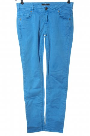 Cimarron Jeans vita bassa blu stile casual