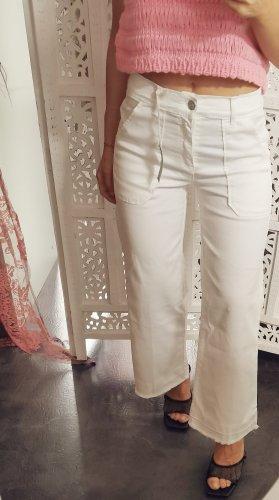 Cimarron Pantalone culotte bianco