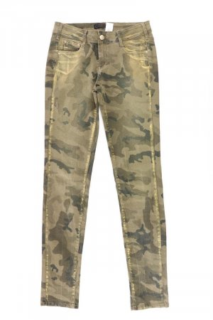 Cimarron Jeans Größe W27 olivgrün aus Baumwolle