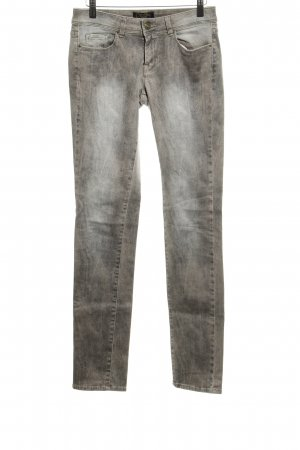 Cimarron Jeggings creme-schwarz Casual-Look