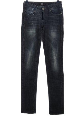 Cimarron Jeans a sigaretta blu stile casual