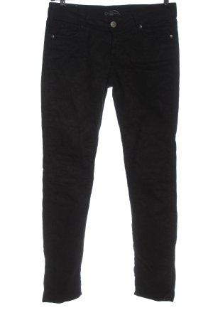 Cimarron Jeans a sigaretta nero stile casual