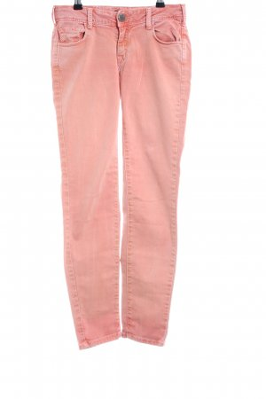 Cimarron Jeans skinny arancione chiaro stile casual