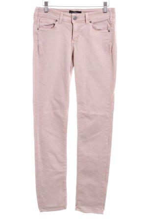 Cimarron Skinny Jeans pink Casual-Look