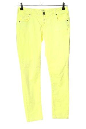 Cimarron Jeans skinny giallo pallido stile casual