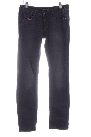 Cimarron Skinny Jeans schwarz Casual-Look