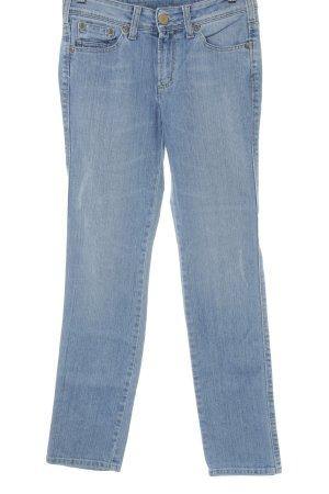 Cimarron Slim Jeans hellblau Casual-Look