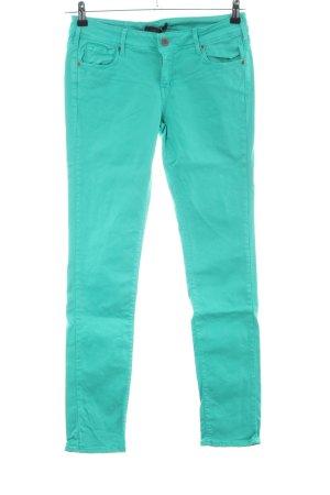 Cimarron Jeans slim fit turchese stile casual