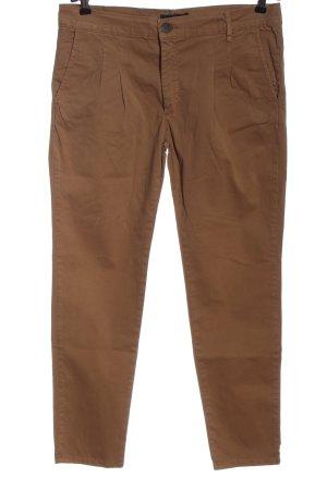 Cimarron Pantalone jersey marrone stile casual