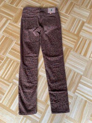 7/8-jeans veelkleurig Katoen