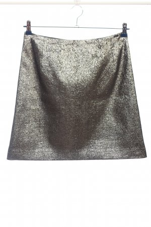 cinoue Miniskirt silver-colored casual look