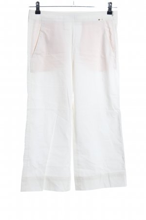 Cinque 7/8 Length Trousers white business style