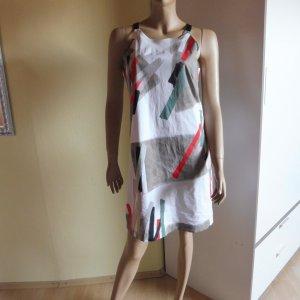 Cinque A-Linien Kleid, mit abstraktem Muster