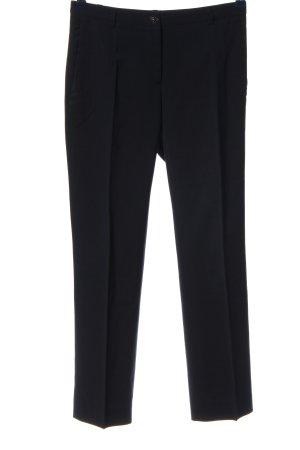 Cinque Pantalón de vestir negro estilo «business»