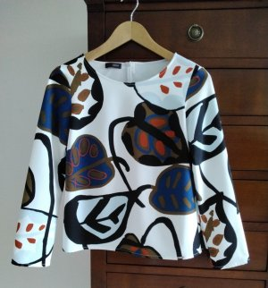 Cinque Blusa de manga larga multicolor poliamida