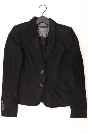 Cinque Blazer Größe 36 schwarz aus Wolle