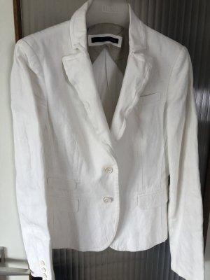 Cinque Klassischer Blazer biały