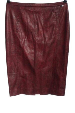 Cinque Ołówkowa spódnica czerwony W stylu casual