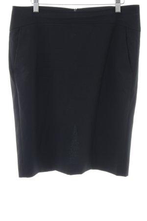 Cinque Ołówkowa spódnica czarny W stylu biznesowym