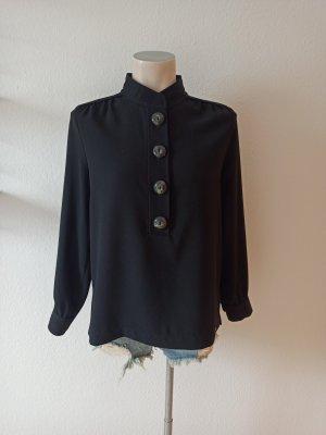 Cinque Bluzka z długim rękawem czarny
