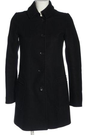 Cinque Długi płaszcz czarny W stylu casual