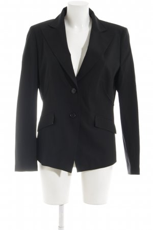 Cinque Boyfriend-Blazer schwarz Business-Look