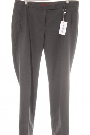 Cinque Bundfaltenhose anthrazit Business-Look