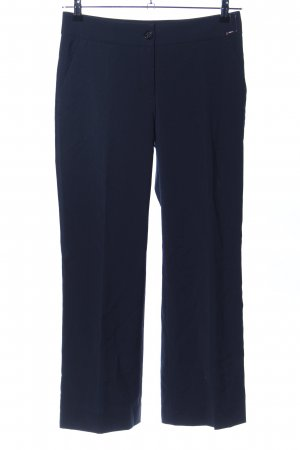 Cinque Bundfaltenhose blau Business-Look