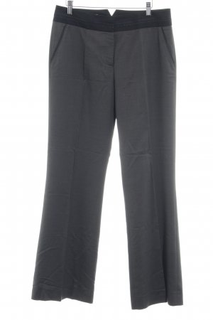 Cinque Bundfaltenhose grau-anthrazit Business-Look