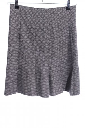 Cinque Plaid Skirt light grey-pink graphic pattern casual look