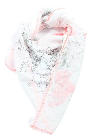 Cinque Foulard motif abstrait style décontracté
