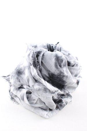 Cinque Neckerchief light grey-black color gradient casual look