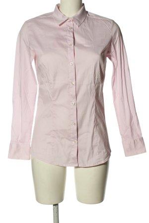 Cinque Koszulowa bluzka różowy W stylu biznesowym