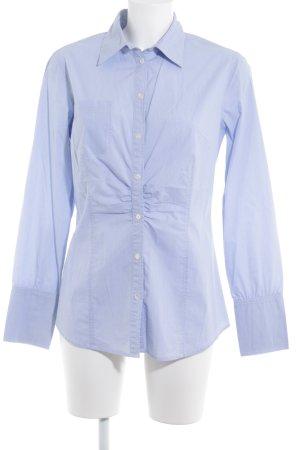 Cinque Hemd-Bluse himmelblau Nadelstreifen Business-Look
