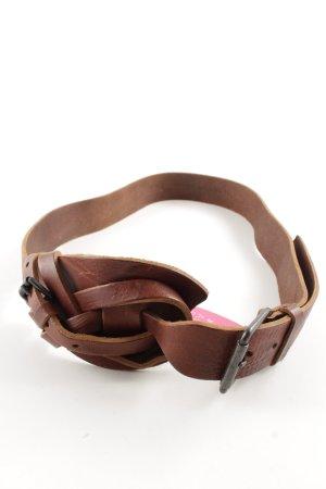 Cinque Hip Belt brown casual look