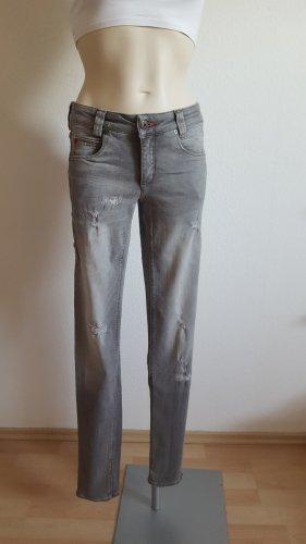 Cinque Slim jeans lichtgrijs