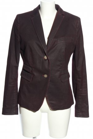 Cinque Jeansblazer schwarz Business-Look