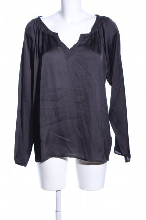 Cinque Long Sleeve Blouse black business style
