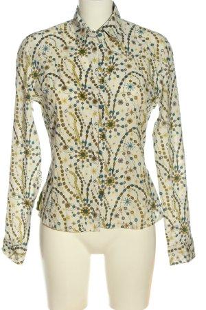 Cinque Koszula z długim rękawem Na całej powierzchni W stylu casual