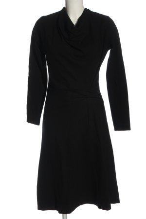 Cinque Robe à manches longues noir style décontracté